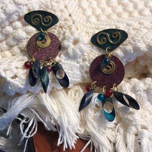 Nordstrom Boho Vintage age Earrings!